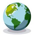World design vector image