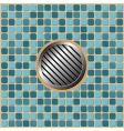 pool floor vector image
