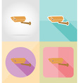 service flat icons 08 vector image