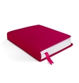 volume small notebook vector image