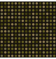 Seamless camouflage military background vector image