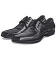 classic men shoes vector image