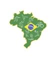 Rio 2016 vector image