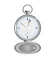 pocket watch icon vector image