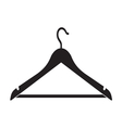 Clothes Hanger icon4 resize vector image vector image