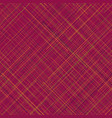 warm seamless pattern random lines vibrant colors vector image