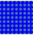 Flowers geometric seamless pattern 6306 vector image