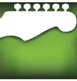 Headstock Background vector image