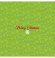merry christmas background 1110 vector image