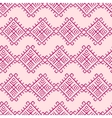 Tribal vintage pattern vector image