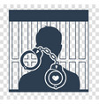 concept of human innocence icon vector image