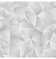 Abstract bright silver metallic pattern from vector image