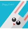 Vetor happy Easter card vector image vector image