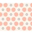 Aztec mosaic seamless geometric pattern in vector image
