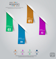 Tags infographics design vector image
