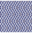 Blue and navy japanese pattern vector image