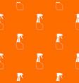 spray pattern seamless vector image