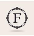 frames design templates Vintage labels and badges vector image