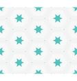 Modern stylish hexagon star texture Delicate vector image