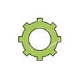 technology web tools symbol icon vector image