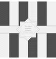 Set of geometric minimalistic thin lined seamless vector image