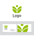 logo design element 20 vector image vector image