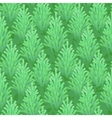 green fir wood seamless vector image