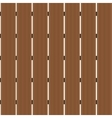 Background abstract wood brown Seamless template vector image