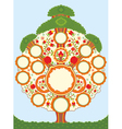 Big Family Tree vector image