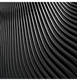 black textured background vector image vector image
