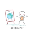 geographer tells the story of the planet