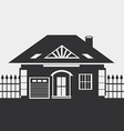 Country-house vector image
