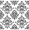 Islamic Damask Pattern vector image