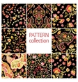 Paisley Indian or turkish persian seamless pattern vector image