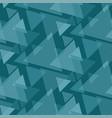 abstract triangle motif vector image