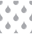New Drop seamless pattern vector image