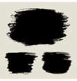 dry brush texture background vector image
