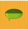 Communication design bubble icon talk and comic vector image