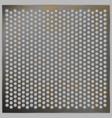 perforated metal mesh vector image