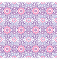 ornamental floral seamless wallpaper vector image vector image