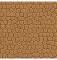 abstract leather texture background vector image