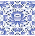 russian seamless folk pattern traditional design vector image