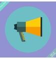 Megaphone Icon - vector image