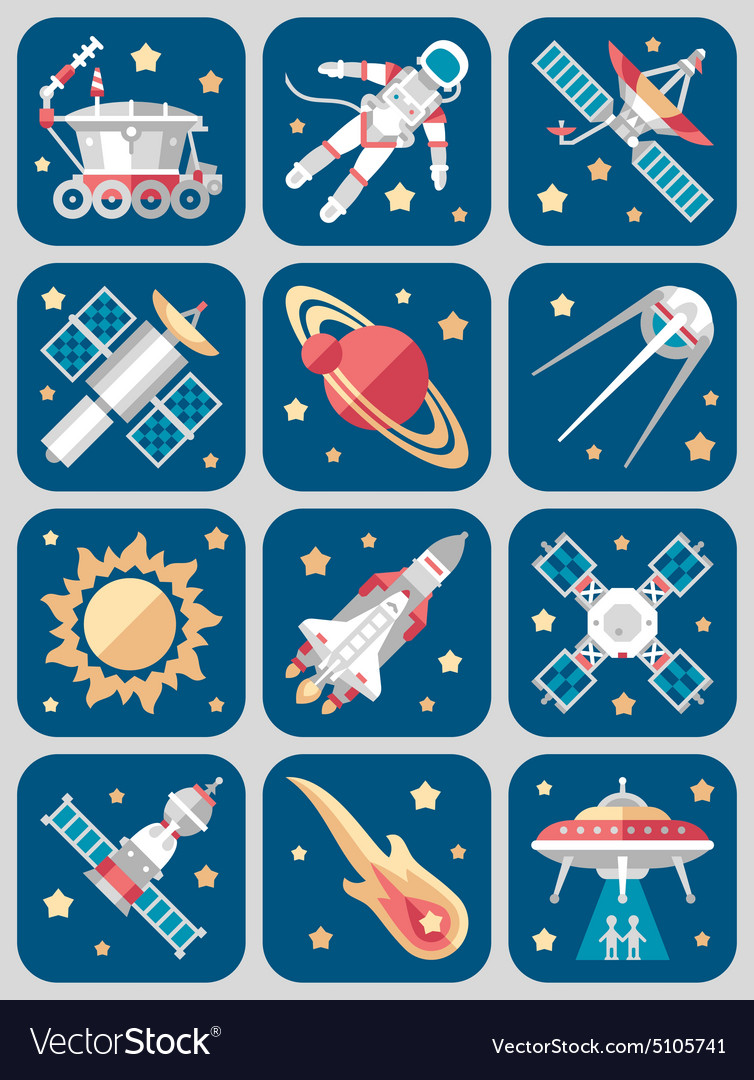 Set on space vector