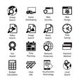 Seo Icons Vol 3 vector image
