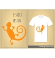 Vintage Graphic T-shirt design vector image