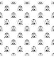 Sweatshirt pattern simple style vector image
