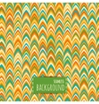 Summer seamless arrows background vector image vector image