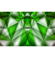 Abstract green background 2 vector image vector image