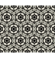 modern geometric seamless pattern ornament vector image